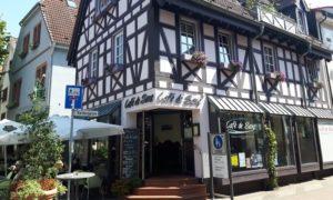 Cafe de Saxe