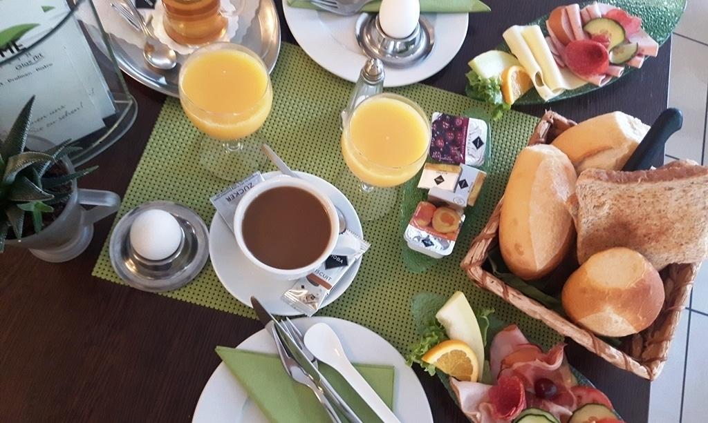5 Tipps, wo man in Bensheim gut Frühstücken kann