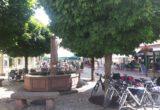 Gemünden Marktplatz