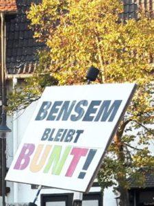 Bensheim bleibt bunt