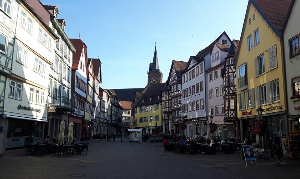 Wertheim Innenstadt