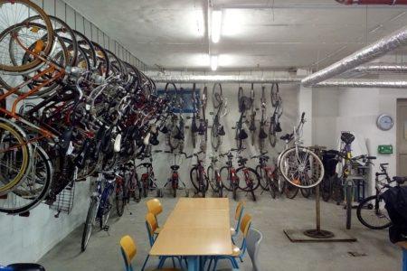 Fahrradwerkstatt 2018