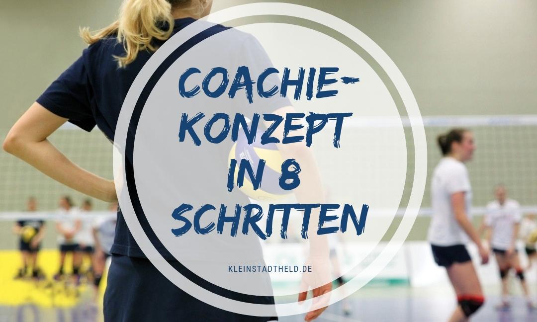 Coachie-Konzept in 8 Schritten: Eine Strategie, um Nachwuchstrainer/innen zu gewinnen