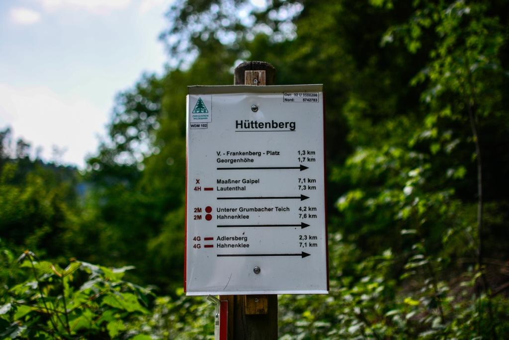Harz - Wegweiser