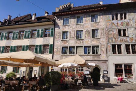 Hotel Adler Stein am Rhein