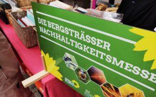 Nachhaltigkeitsmesse Bensheim
