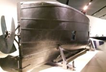 Militärmuseum U-Boot